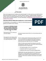 Citizenship Through Parents _ USCIS