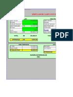 Simulador Cash Convertion Banco Toyota