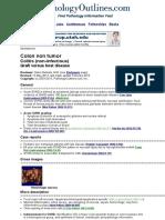 Colon Non Tumor - Graft Versus Host Disease