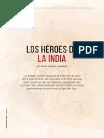 Los héroes de la India