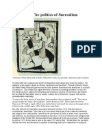 1919-1950 the Politics of Surrealism