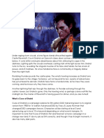 Curse of Strahd Player's Guide