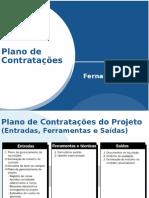 Plano de Contratações
