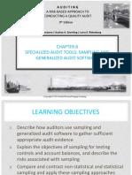 Johnstone 9e Auditing Chapter8 PPtFINAL