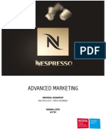 Nespresso Positioning Strategy
