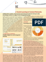 Assuring Quality for Social Learning in Content Networks
