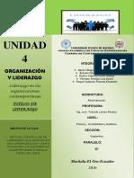 Estilo de Liderazgo en Las Organizaciones Contemporaneas