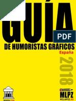 Guía de Humoristas Gráficos 2018