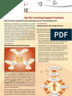 Motivational Design of Informal Learning Support