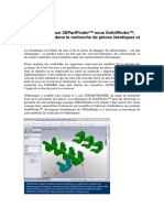 3DSemantix Lance 3DPartFinder SolidWorks France Janvier2010