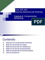 Capitulo 6 - Componentes Simetricas SEP 2016
