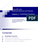 Capitulo 11 - Estabilidad Transitoria