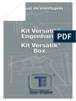Manual Versa Tik Bx