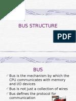 Bus Structure