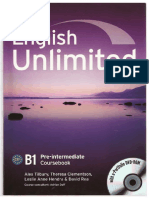 English Unlimited B1 2010 Coursebook