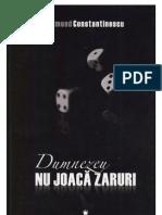 Dumnezeu Nu Joaca Zaruri - Edmond Constantinescu