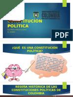 Constitucíon Política