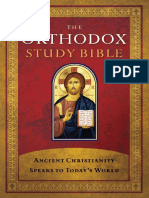 The Orthodox Study Bible - Introduction and the Book of James
