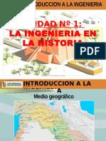 INTRODUCCIóN A LA INGENIERÍA- HISTORIA