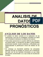 Clase Analisis de Datos Pronosticos