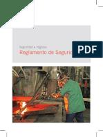 Reglamento Seguridad Ternium
