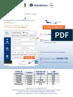 Cartel Aeromexico