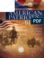 KJV The American Patriot's Bible - The Book of James