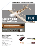 space Walker Manual
