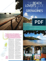 Beach Lover's Guide to the Grenadines