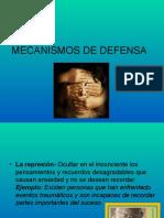 Mecanismos de Defensa FREUD