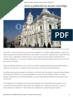 14/07/16 Atenderán en Gobierno a Población en Asueto Veraniego - Opinión Sonora