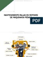 Curso Motores Diesel Maquinaria Pesada Partes Componentes Sistemas Mecanismos Funcionamiento Inspeccion
