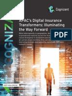 APAC's Digital Insurance Transformers