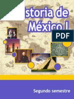Libro Historia de México I