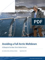 Avoiding a Full Arctic Meltdown