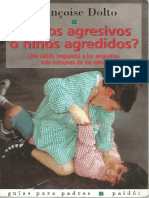 Niños Agresivos o Niños Agredidos [Françoise Dolto]