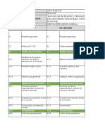 Lista de Verificacion ISO 9001-14001-OHSAS18001