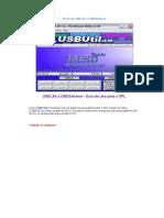 Tutorial - USB Util e USB Extreme