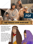 Injil Yohanes Untuk Anak-Anak
