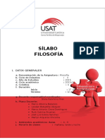 Sílabo Filosofía 2015-II