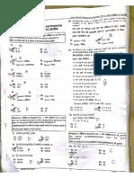 SSC CGL 2015 Tier 1 Question Paper