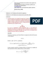 Problemas de Física III