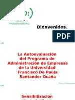 Autoevaluación-Administración de Empresas