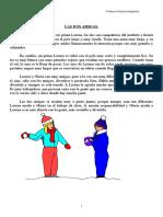Fichas de Lectura Silenciosa