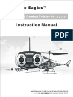 Helipal Ne a002 Combat Twister Manual