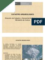 ACultura Catastro Arqueologico