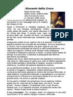 San Giovanni Della Croce - La Vita e le Opere
