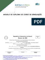 Modelo Diploma Graduacao