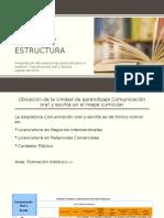 Párrafo y Estructura