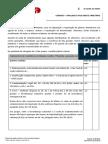 Gabarito - Simulado - XX Exame da OAB - 2ª fase - Direito Tributário